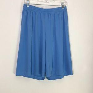 Men's Blue Basketball Shorts ~Medium